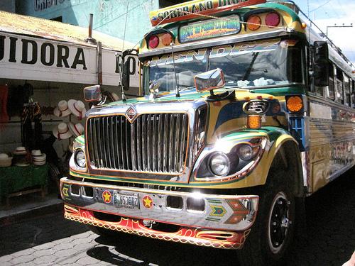 Loco in Motion in Guatemala