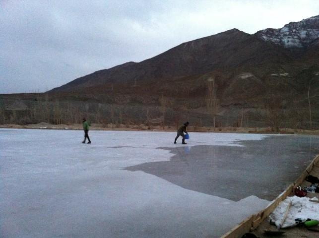 Ice flooding (2)