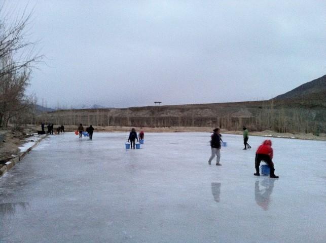 Ice flooding (3)