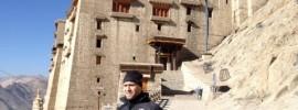 Arrival in Ladakh