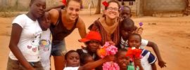 Volunteering and Internships with Afrik'Avenir