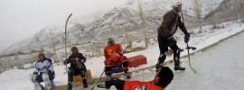 Photos from Ladakh: Hockey and Skating